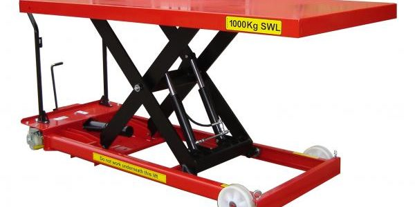 Mobile Scissor Lift Tables | Things to Consider When Buying a Scissor Lift Table